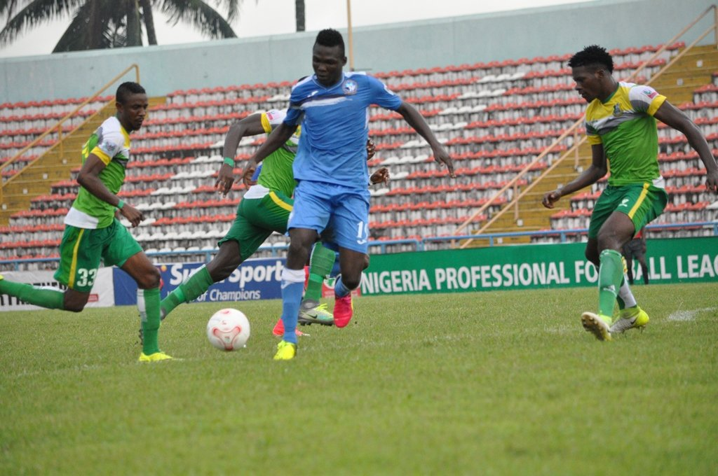 NPFL: Plateau Beat 3SC, Retain Top Spot; MFM Step Up Chase With Away Win As  Enyimba Pip Pillars