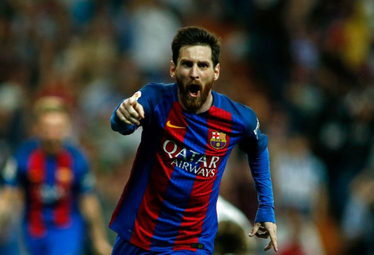 Messi Signs New Barcelona Contract With €300m Release Clause