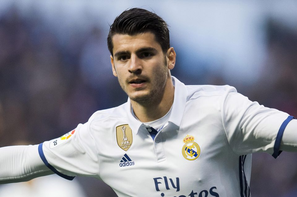 Chelsea Confirm Morata Agreement With Real Madrid