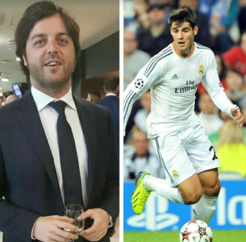 Veteran Player Scout Ribalta Joins Man United,  Set To Help Mourinho Sign Morata