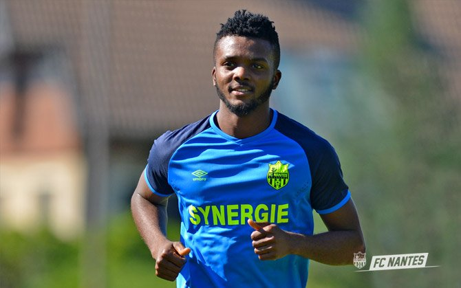 Awaziem In Action For Nantes In Pre-Season Win