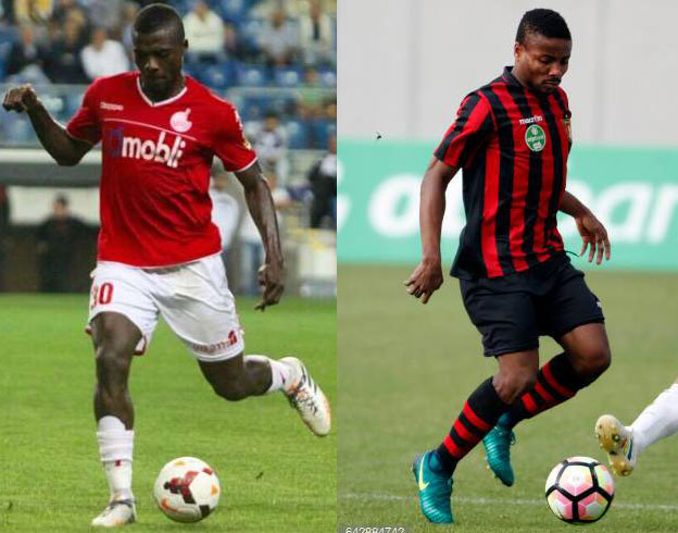 UCL Playoffs:  King Battles Ogu, Nwakaeme In Isreal; Olaitan Also Set For Action