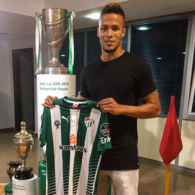 Troost-Ekong: Bursaspor Move Great For My Career, I'll  Solidify Our Defence