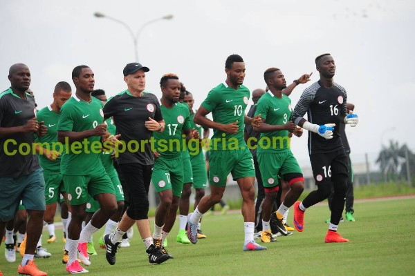 Bosso Warns Super Eagles: Avoid Overconfidence Vs Zambia