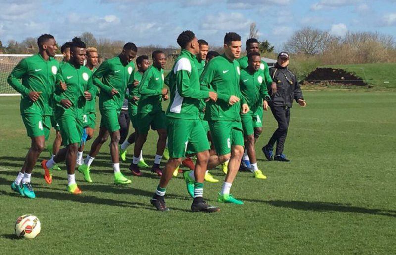 Six More Players Arrive, Now 22 Eagles in Uyo Camp