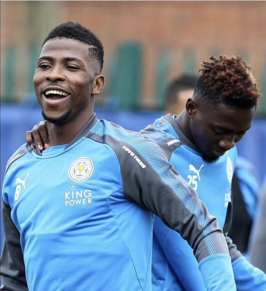 Shakespeare: Iheanacho Close To Full Fitness, Set For United Clash