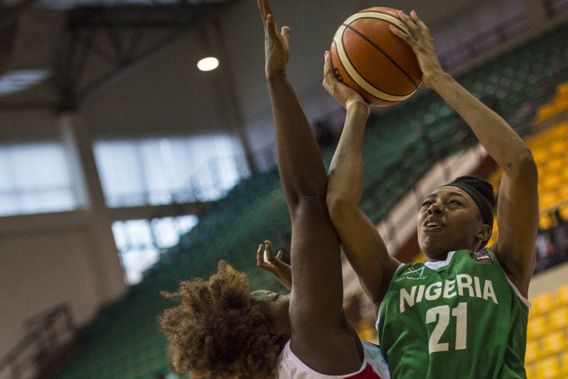 Women's AfroBasket: D'Tigress Destroy Guinea 106-33, Set For Tough Senegal Clash