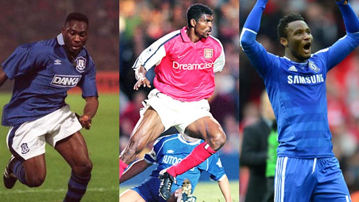 ARSENAL VS CHELSEA: 5 Nigerians Who Have Won Community Shield