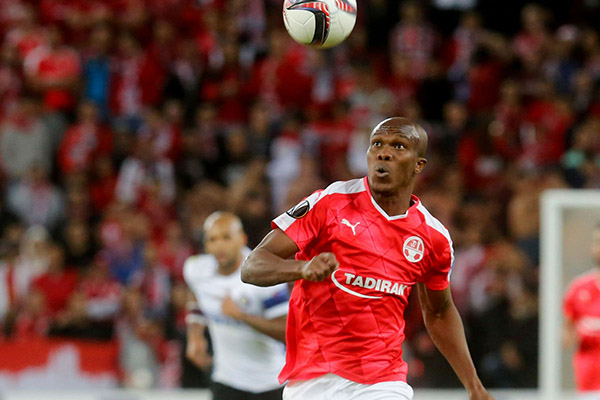 Nwakaeme Opens Goals Account As 10-Man Hapoel Win