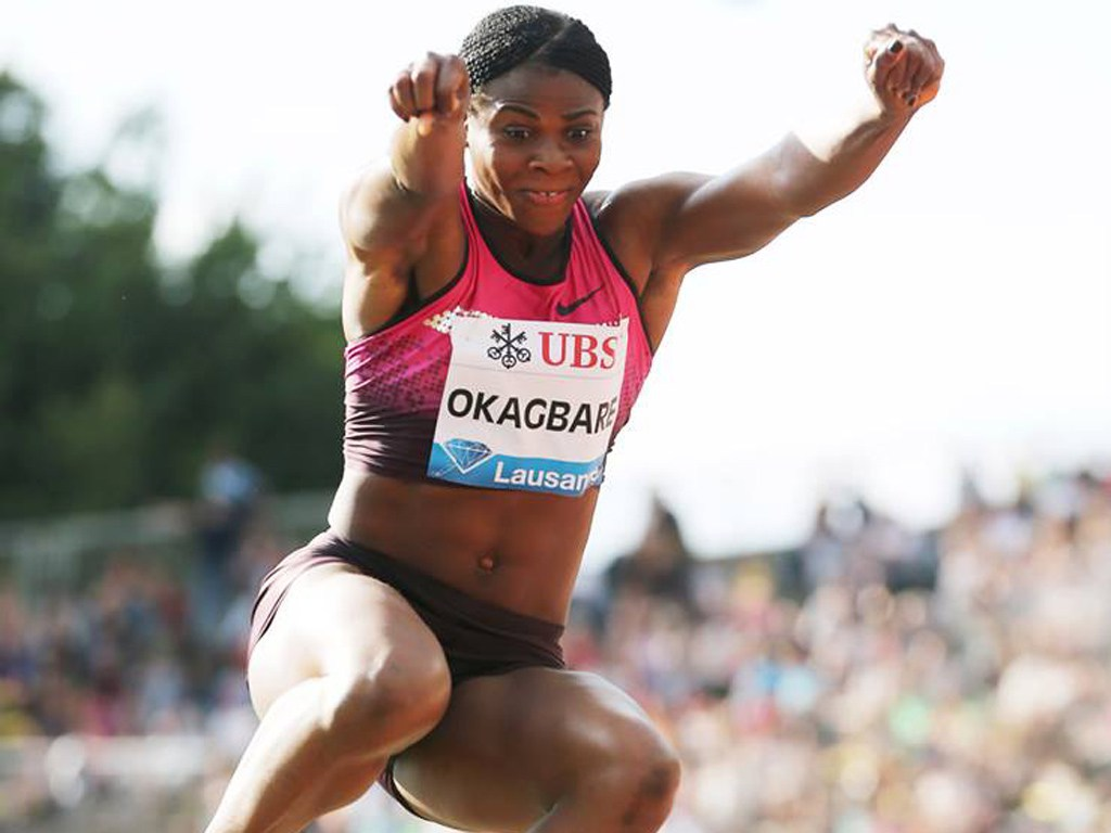 IAAF Worlds: Okagbare Makes Bid For Nigeria's First London 2017 Medal
