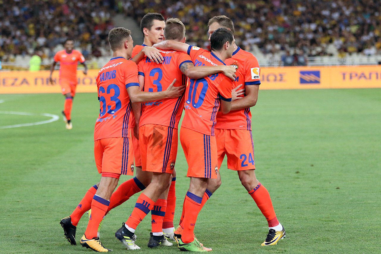 Samuel Makes UCL Debut As CSKA Moscow Reach Play-Offs