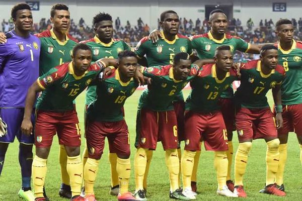 Cameroon To Name Squad For Nigeria Clash Next Week