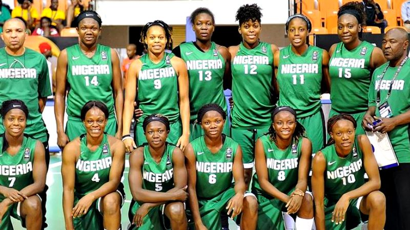 D'Tigress Coach Picks Six Players From USA Camp For Women's Afrobasket