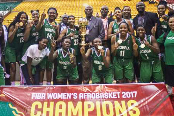 How D'Tigress Ruled Africa At 2017 FIBA Women's Afrobasket