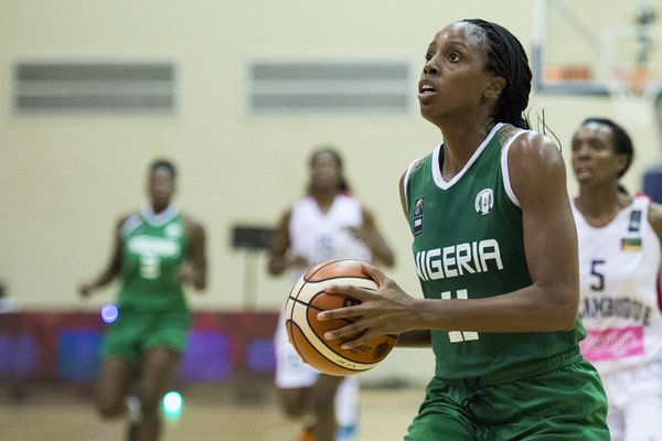D'Tigress Blow Out Congo To Claim Second Women's AfroBasket Win