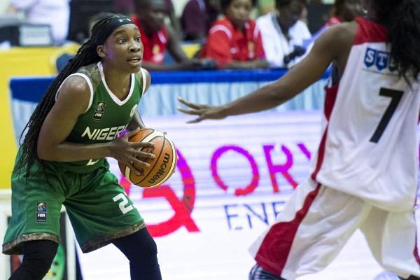 Vincent: D'Tigress Must Be Aggressive In AfroBasket Battle Vs Congo