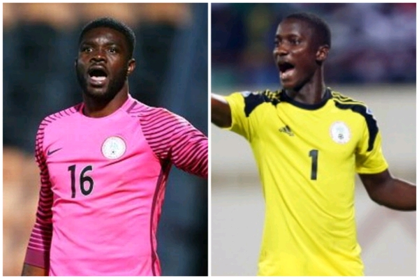 Pionetti, Agu: Why Akpeyi, Alampasu Were Invited For Nigeria Vs Cameroon
