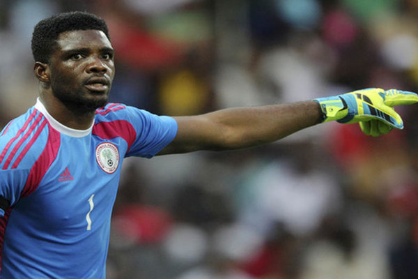 Rohr Insists On Akpeyi As Super Eagles First Choice Goalkeeper