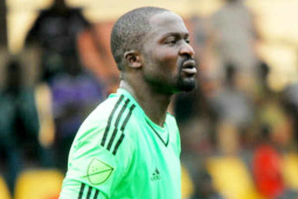 Nigeria Vs Cameroon: Plateau United Goalie Ajiboye Replaces Injured Akpeyi