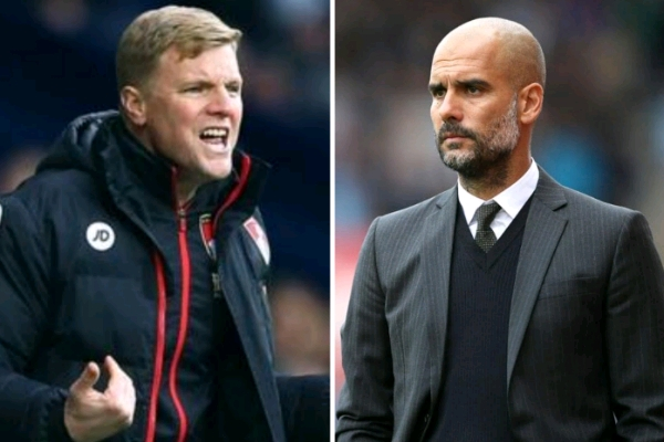 Bournemouth Boss Howe: Guardiola Is Obsessed With Football