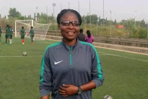 "Omagbemi ""Honoured"" By FIFA Best Women's Coach Nomination"