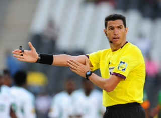Nigeria Vs Cameroon: Egyptian Ref, Assistants To Arrive In Uyo Wednesday