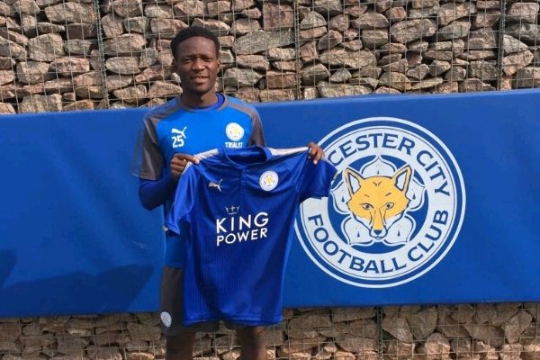 Ex-Golden Eaglet Makanjuola Joins Iheanacho At Leicester City