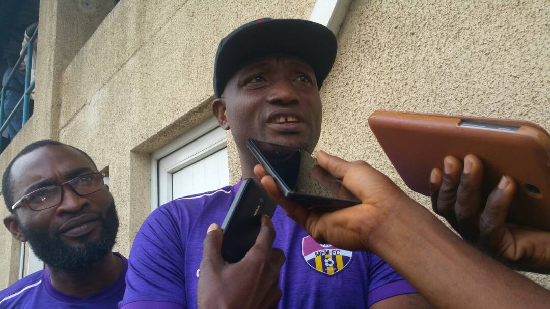 Egunjobi: MFM FC A Blessing To Agege People