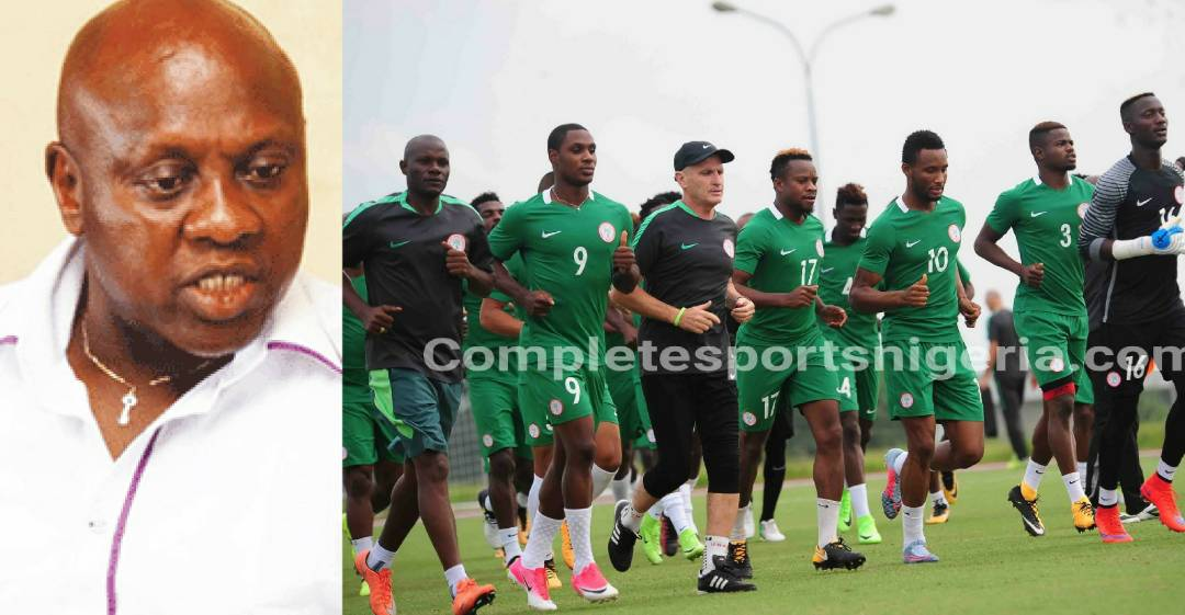Temile: Defeat To South Africa Should Inspire Eagles Vs Cameroon
