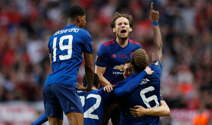 Three Man United Stars Up For Europa League Best Player Award