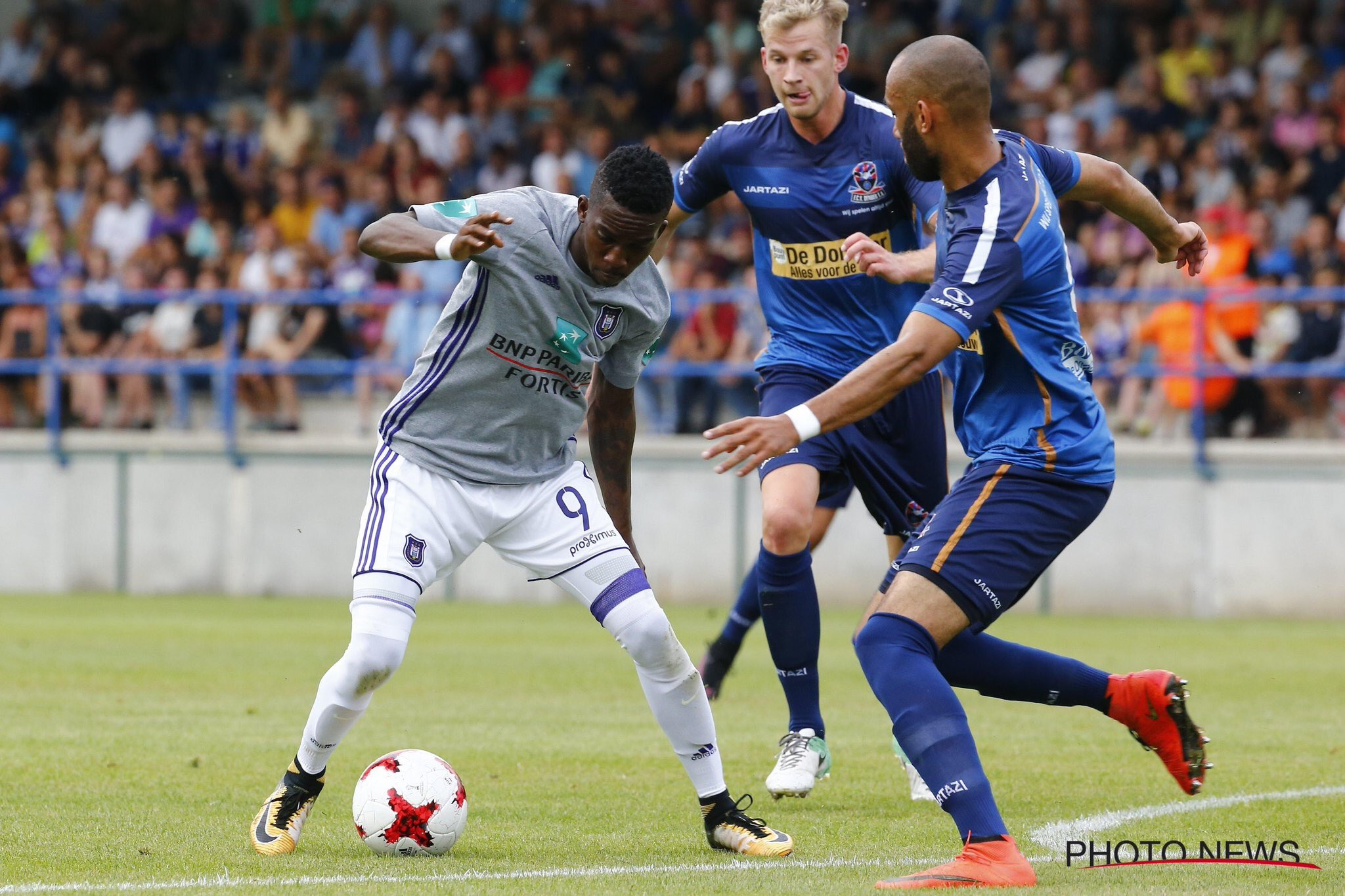 Onyekuru Continues Search For First Anderlecht Goal In Home Defeat