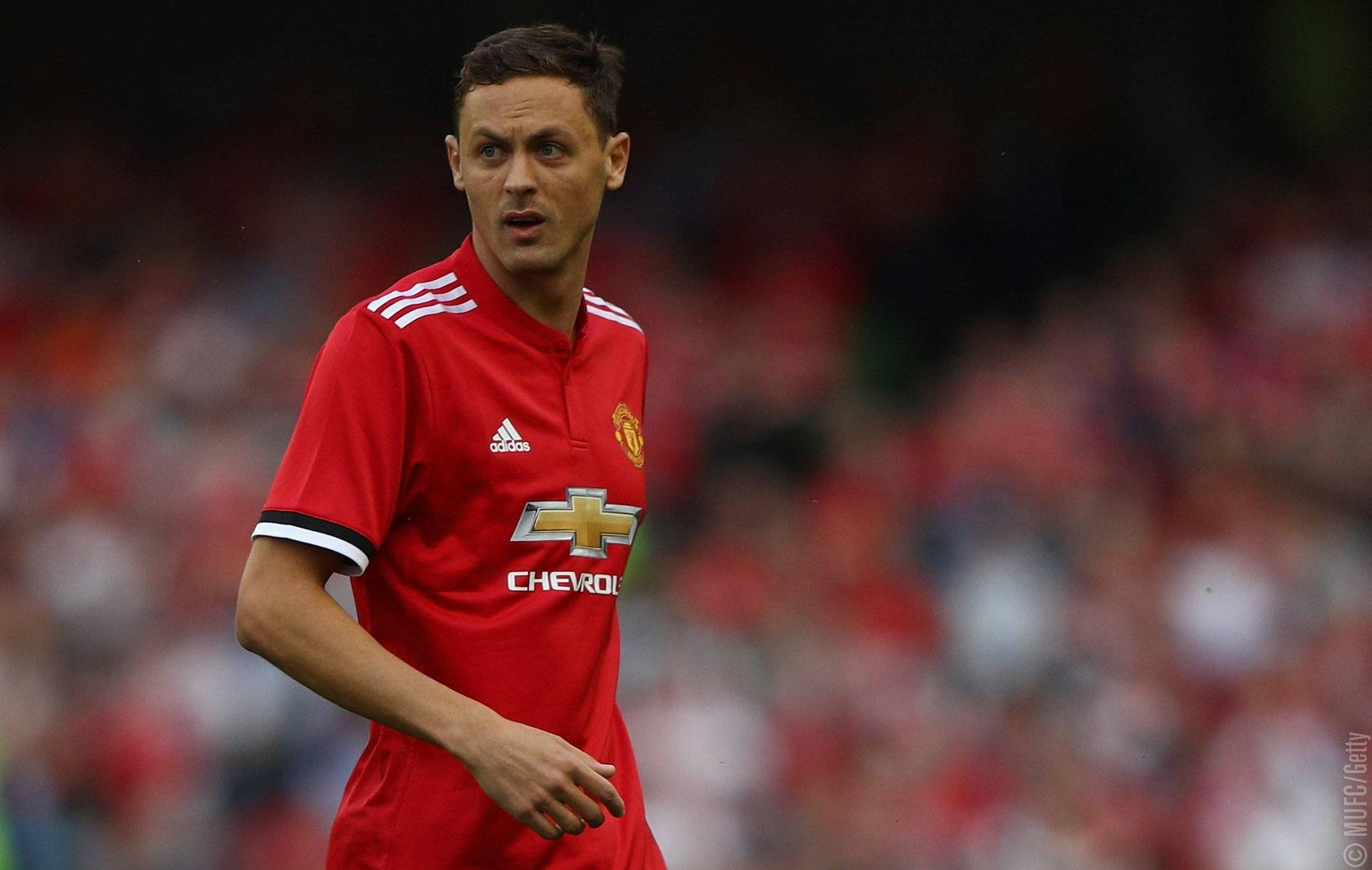 Matic Makes Man United Debut In Friendly Win Over Sampdoria
