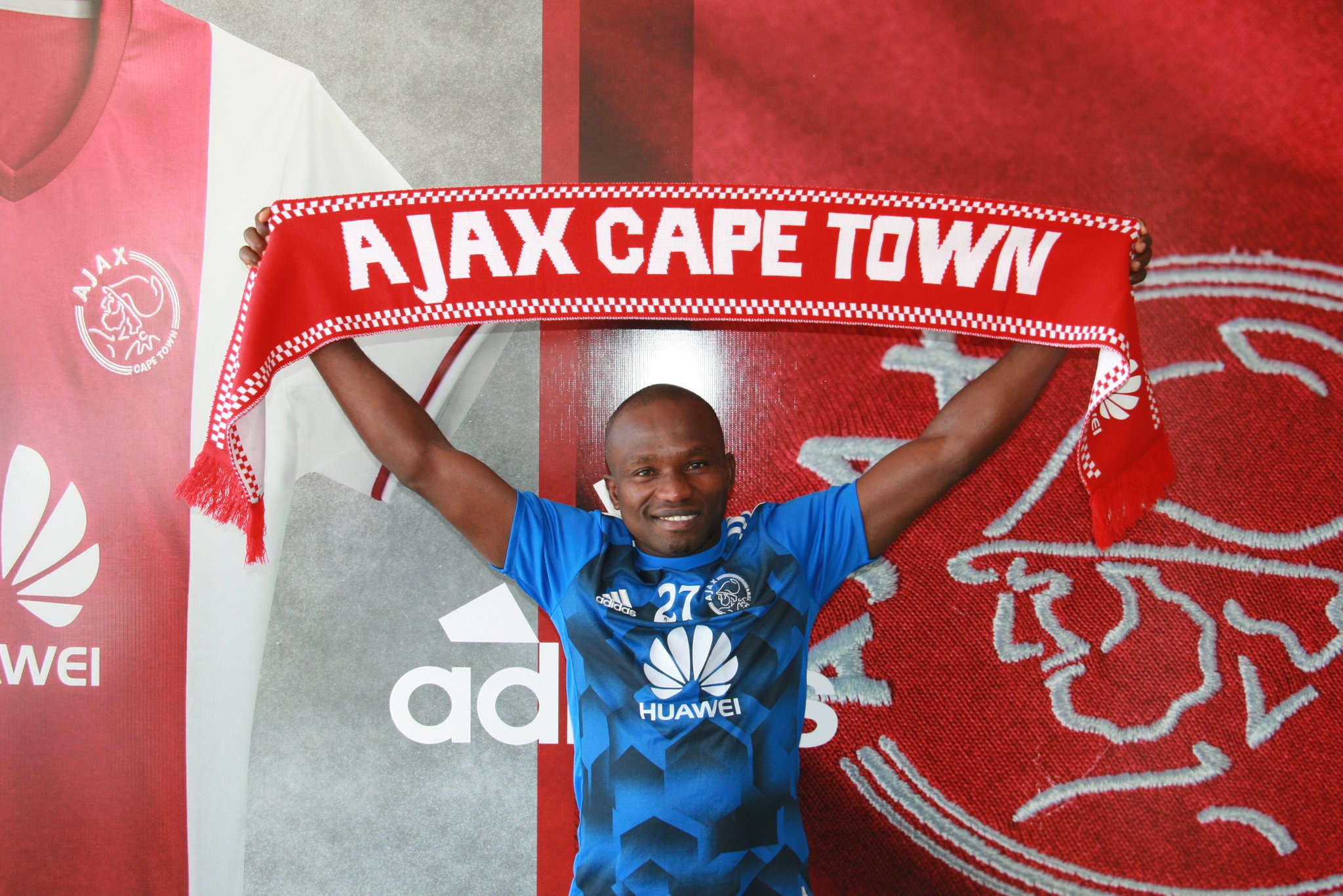 Uzoenyi Joins Ajax Cape Town From S/African Champions Bidvest Wits