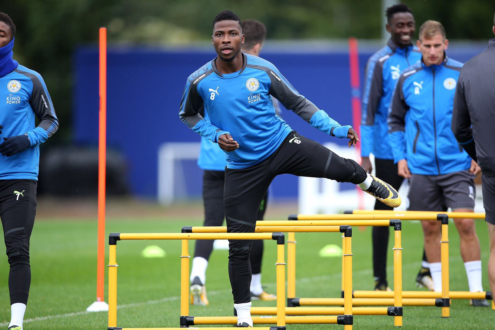 Henry: Iheanacho Good Signing For Leicester, He Delivered At Man City