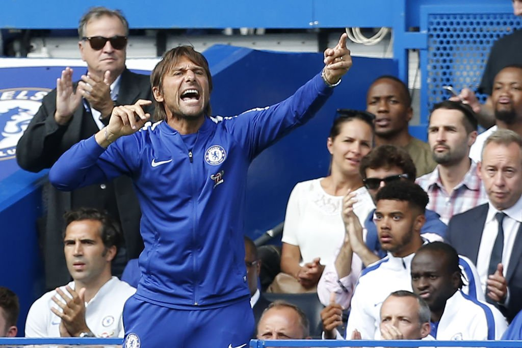 Conte On More Chelsea Signings, Everton Clash, Hazard Return, Rooney, UCL