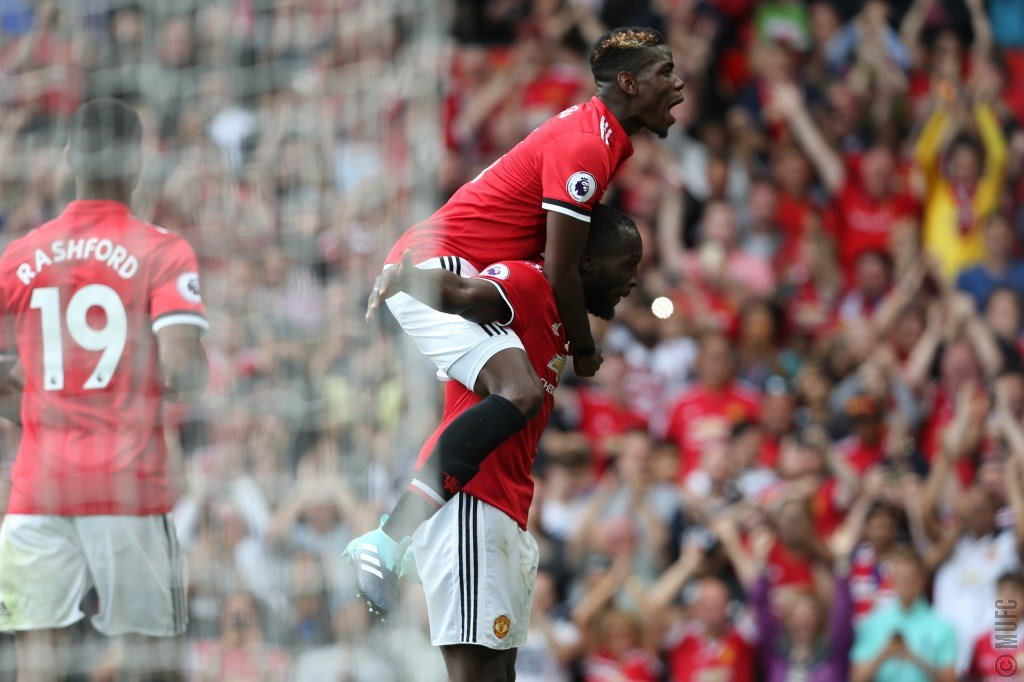 Lukaku, Pogba, Martial Fire Man United Past West Ham