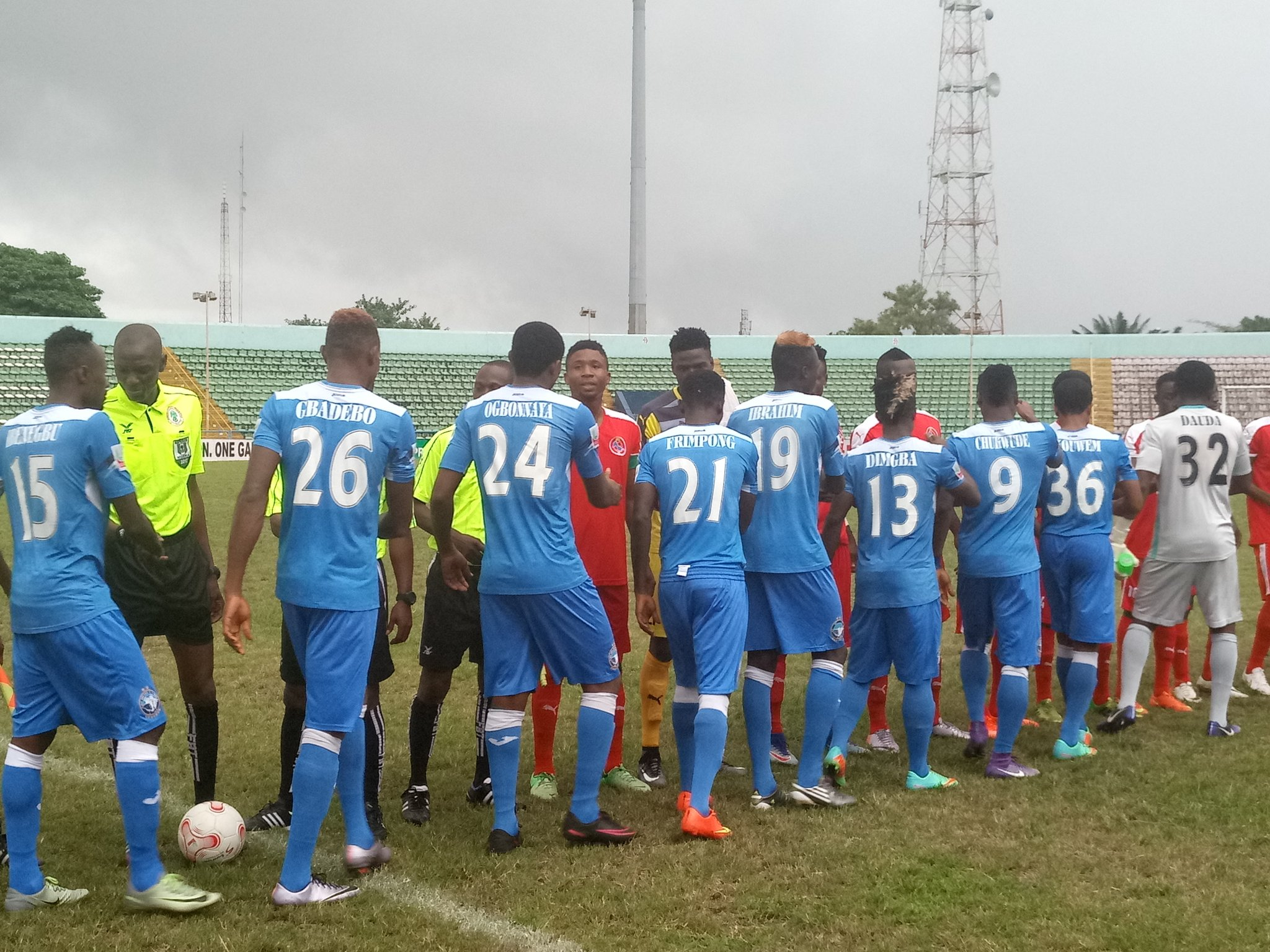 Ogunbote: Enyimba Will Beat ABS Again In Aiteo Cup
