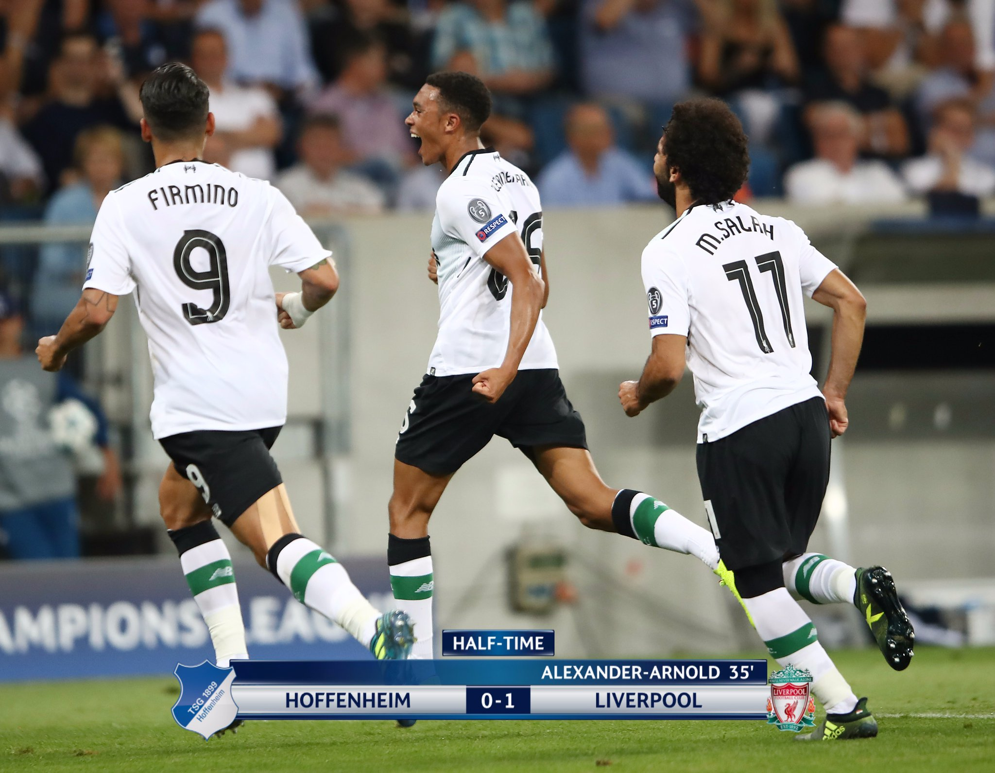 UCL Play-Offs: Samuel Wins Away With CSKA, Liverpool Edge Hoffenheim