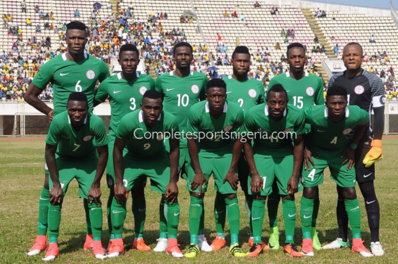 Adepoju Hails Home Eagles: 'Take A Bow For Qualifying For CHAN 2018 '
