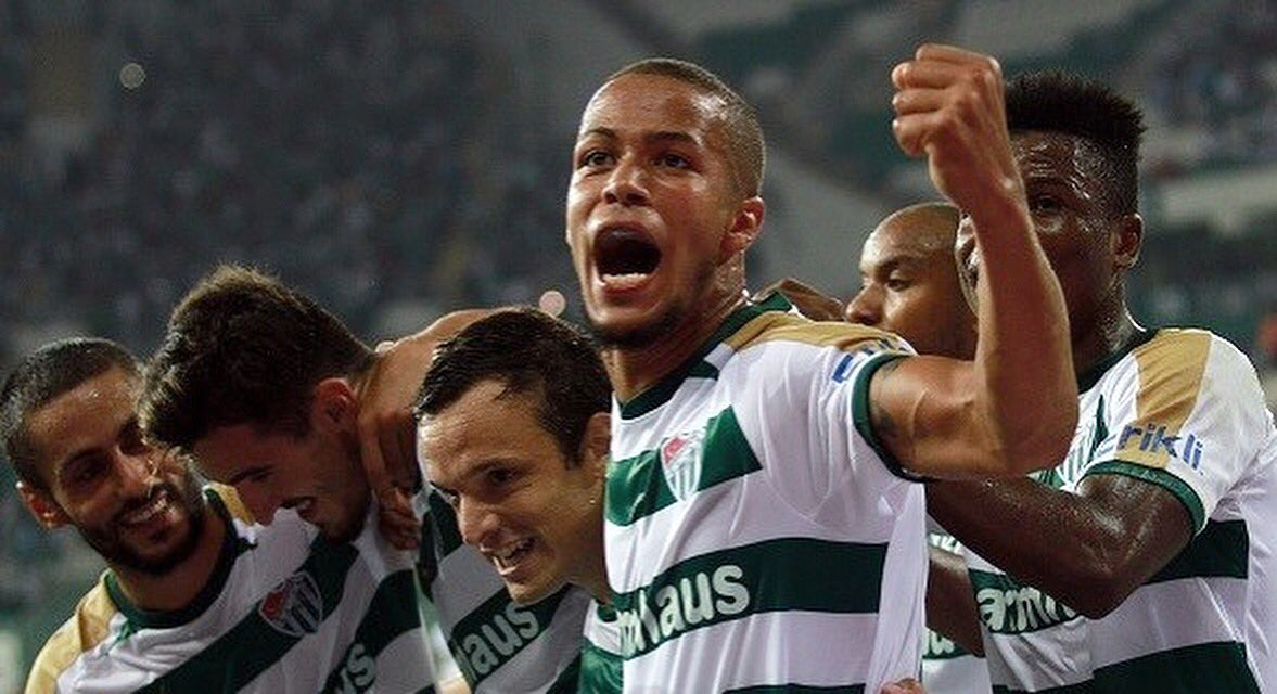 Troost-Ekong Thanks Bursaspor Fans For Massive Support In First League Win