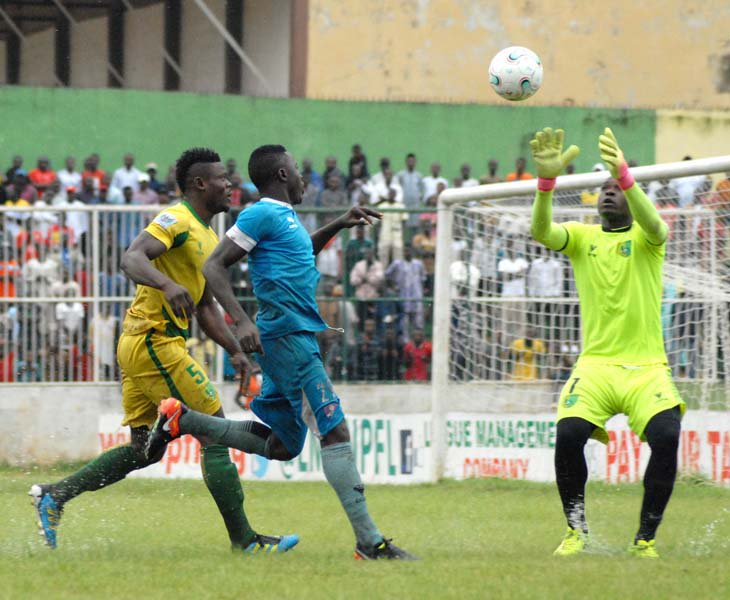 NPFL: Plateau In Tricky Fixture As Enyimba Chase CAFCL Spot; 3SC In Survival Battle
