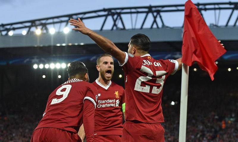 UCL: Liverpool, Sporting, CSKA Moscow Reach Group Stage; Samuel Benched
