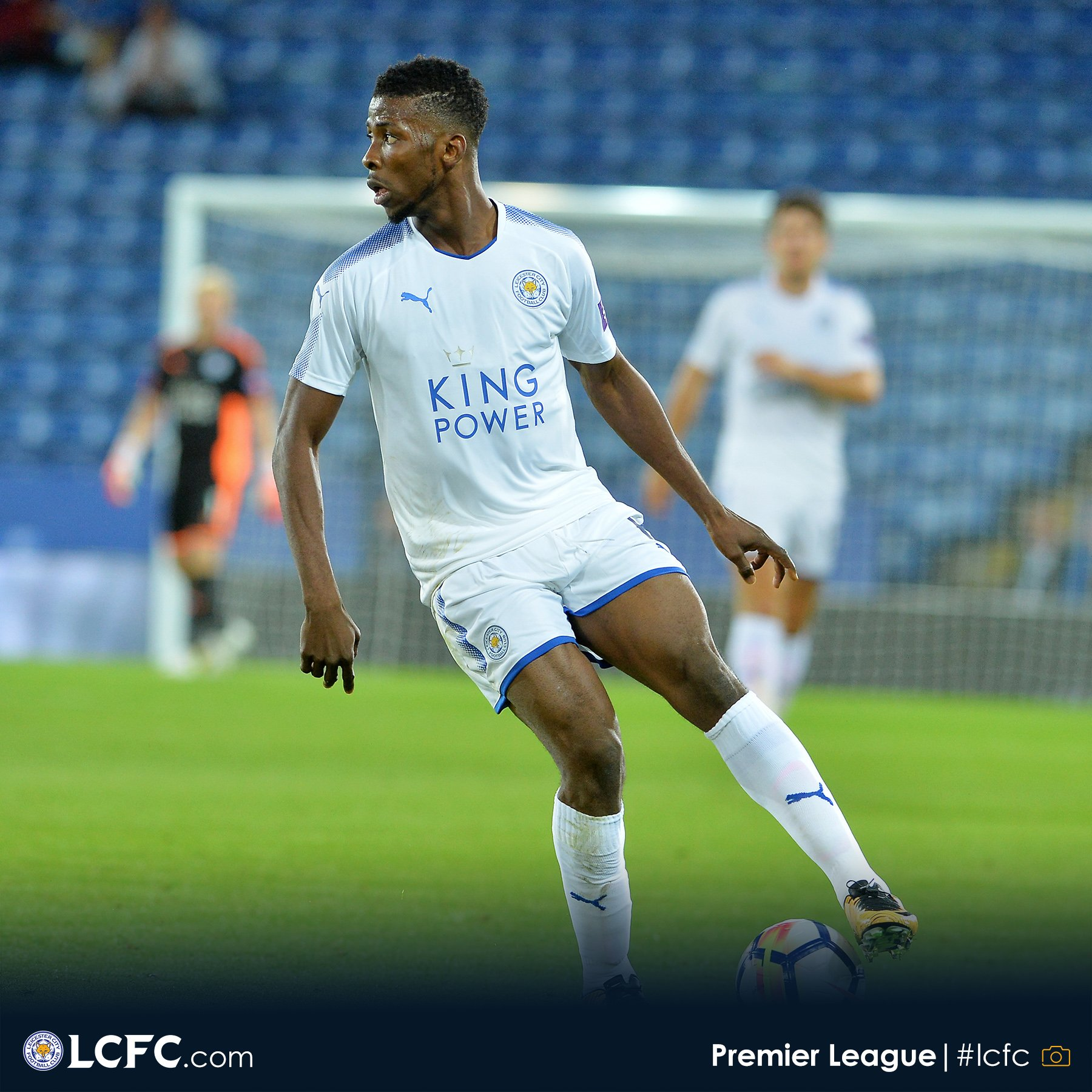 Iheanacho Recovers, To Start On Bench Vs Arsenal