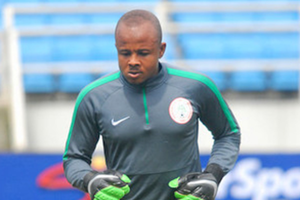 Ezenwa: Only Victory Over Cameroon Matters, Not Who Keeps For Eagles