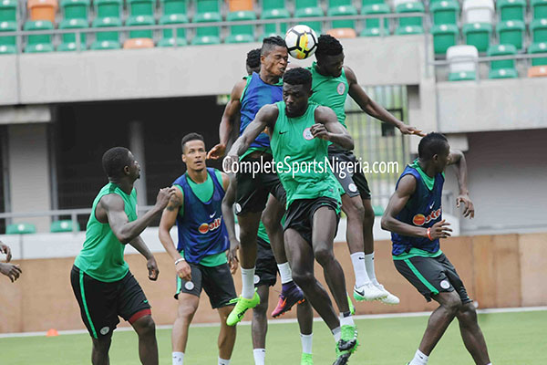 """Ogu """"Privileged"""" To Be Invited For Nigeria Vs Cameroon Clashes"""