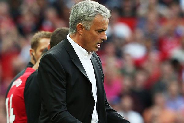 Mourinho Hails 'Solid' Man United After Win Vs Leicester