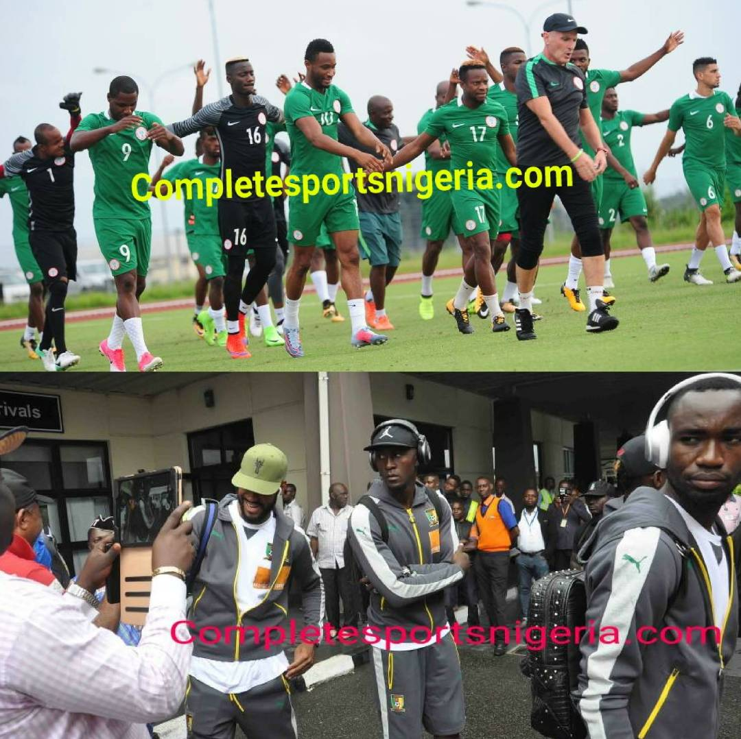 Journalist Salutes Complete Sports' Unique Coverage Of Nigeria-Cameroon Clashes