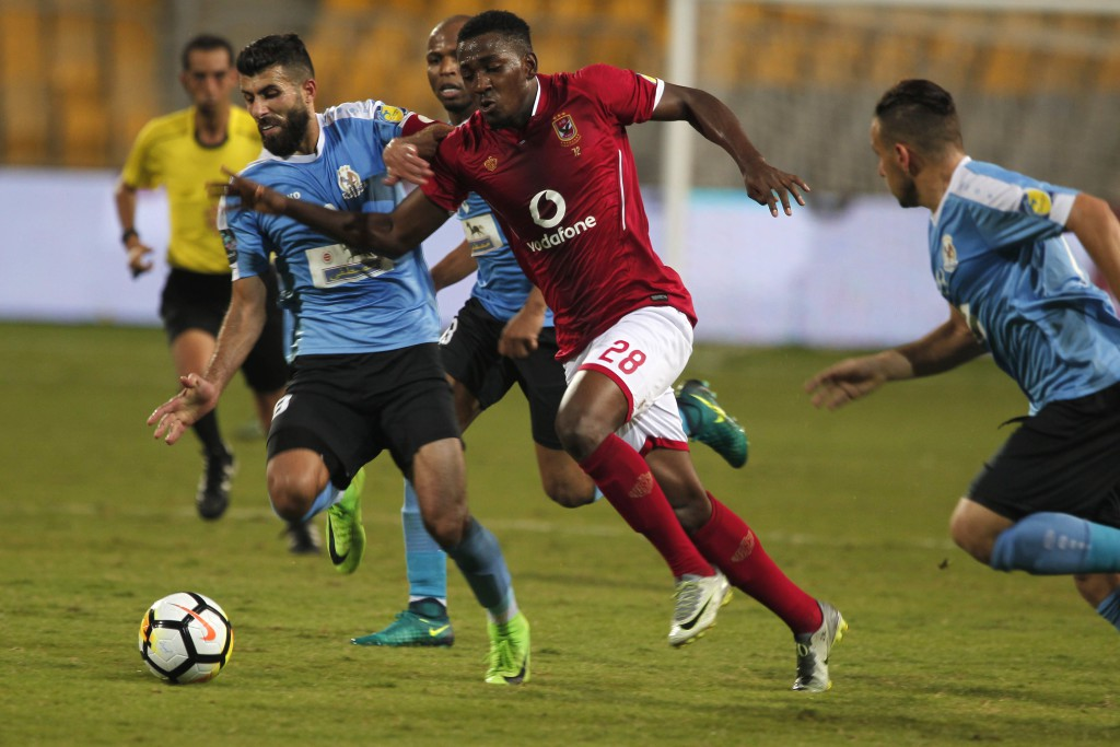Ajayi Confident Of Al Ahly Victory Over Smouha In Egyptian FA Cup
