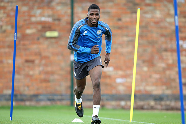 "Iheanacho Fit For Man United, Cameroon Clashes; ""Happy"" To Be Back"