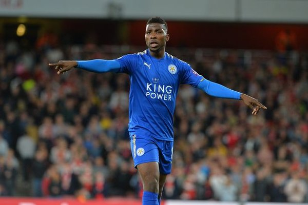 Shakespeare Casts Doubts On Iheanacho's Full Fitness For Chelsea Clash